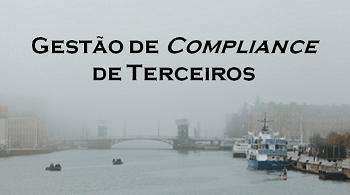 gestão compliance terceiros