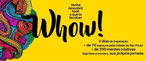 WHOW! Festival de Inovação