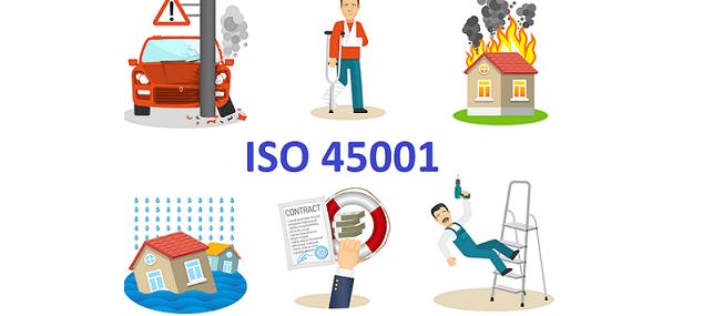 ISO 45001 gestão riscos