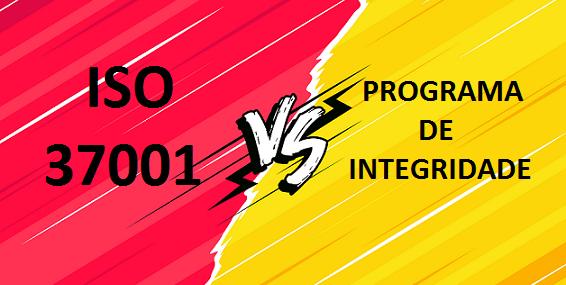 ISO 37001 programa de integridade