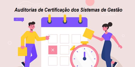 adaptação auditorias de certificação ISO
