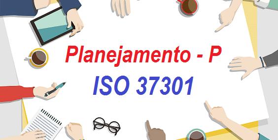 ISO 37301 Planejamento