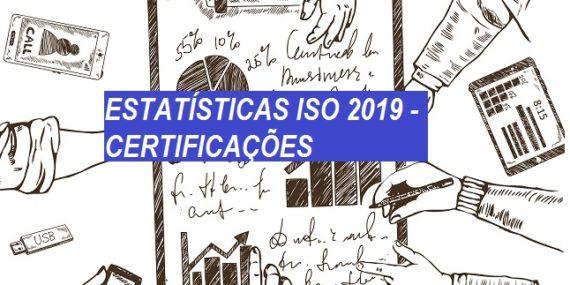 estatísticas 2019 iso